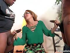Kiki Daire Longs To Taste Big Black Cocks 3