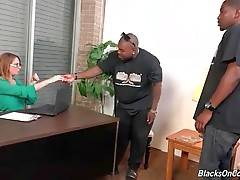 Kiki Daire Longs To Taste Big Black Cocks 1