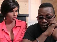 Shay Fox Seduces Daughter`s Black Ex Boyfriend 1