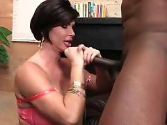 Awesome Shay Fox Loves Big Black Cocks 1