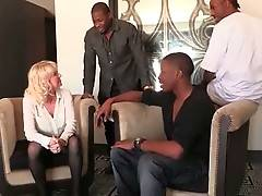 White Mom Cammille Starves For Big Black Cocks 3